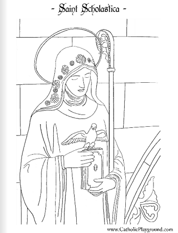 besides Assumption of Mary  31 as well fr08oct39 joseph as well scholastica coloring as well  moreover  further saint patrick worksheet also saints peter paul together with  likewise All Saints Day Packet web further . on all saints day coloring pages printable