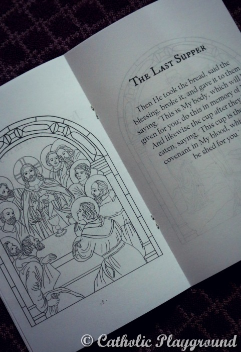 Download Lent Coloring Book Catholic Playground