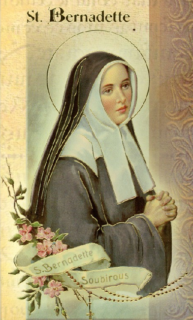 Novena in Honor of Our Lady of Lourdes – Catholic Playground