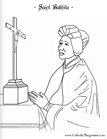 St Sebastian Coloring Page Sketch Coloring Page