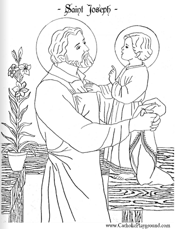 Catholic Printables for Saint Joseph
